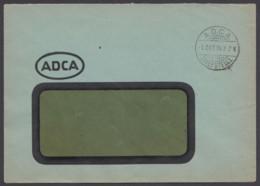 "Firmenbrief, Stempel ""A.D.C.A, Briefstelle"", 1.10.30 - Briefe U. Dokumente"
