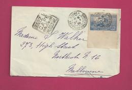 Lettre De 1939 Pour L'Australie - YT N° 172 - Curie - Buvez Le Café De Nouvelle Calédonie - Briefe U. Dokumente