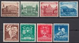 764/71, 2 Komplette Sonderausgaben, 1941, ** - Deutschland