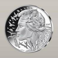 20 Euros Argent Marianne 2017 - France