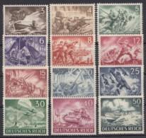 """831/42 """"Wehrmacht"""", 1943, Komplett, ** - Deutschland"""