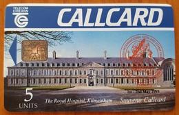 IRELAND - Mint Royal Hospital Kilmainham 5 Unit Card - Irlanda