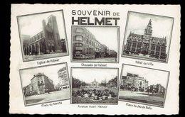 Souvenir De Helmet - Schaarbeek - Schaerbeek