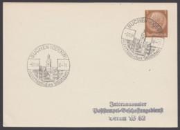 """PP 122  A 1 Sst. """"Buchen, Odenwald"""", 3.11.38 - Deutschland"""