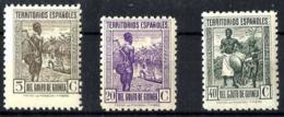 Guinea Española Nº 264/66 En Nuevo - Guinea Española