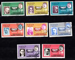 Khor Fakkan 1966 Mi Nr  38 -45 Compleet , UNO - Khor Fakkan