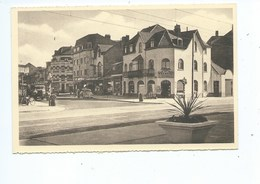 Koksijde Coxyde St Idebald Avenue De La Plage - Koksijde