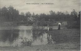 Heide-Kalmthout   -  Bij 't Heidewater   -   1913   Naar   Gand - Kalmthout