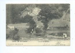 Lierneux Le Pont De Lierneux Série Nels 20 No 134 - Lierneux