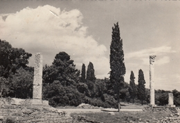Pula Brioni Istria - Temple Of Venus 1958 - Croatia
