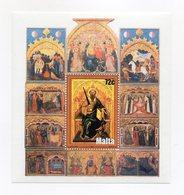 Malta - 2004 - Foglietto Religione - Nuovo - (FDC14001) - Malta
