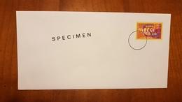 PAP SPECIMEN MERCI - Unclassified