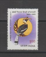 Inde 1983 Oiseaux Calao 772 1 Val ** MNH - Neufs