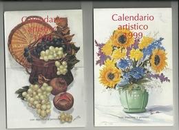 CALENDARI--   ARTISTICI  --  NUOVI    1999- 1998 - Calendari