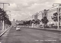 Roma   -  Viale Cristoforo Colombo   -  V Iaggiata - Roma