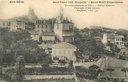 Dpts Div.-ref-AF698- Bouches Du Rhône - Marseille - Mon Rêve - Boul Perier 123 - H. Bosy Propr. - Hotel - Hotels - Etat - Autres