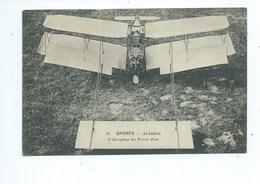 Aviation Aéroplane Des Frères Zens - ....-1914: Precursors