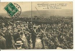 08 - SEDAN FLOING / JOURNEE DU 1er SEPTEMBRE 1910 - France