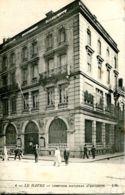 N°69290 -cpa Le Havre -comptoir National D'Escompte- - Banques