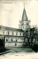 N°69293 -cpa Le Havre -Sanvic- L'église- - France