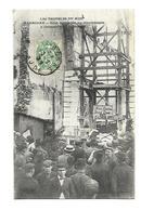 11 Narbonne  Les Troubles Du Midi  Gibet Dressé A Voyagé 1907 - Narbonne