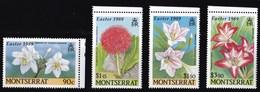 MONTSERRAT 1989 FIORI - Montserrat