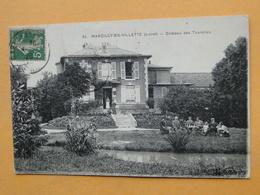 MARCILLY En VILLETTE  (Loiret -- Lot De 6 Cartes Différentes Dont 4 Avec ANIMATION -- BEL ENSEMBLE - France
