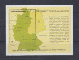 C202. Grenada-Grenadines - MNH - Art - The Germany Of Konrad Adenauer - Arts