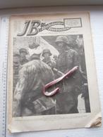 1944 WWII WW2 NAZI GERMANY GERMAN ARMY MAGAZINE MILITARY NEWS  Illustrierte Beobachtung WEHRMACHT DEUTSCHE ZEITSCHRIFT - Politie En Leger