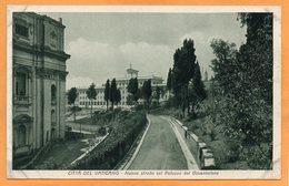 Vatican 1920 Postcard - Vatican