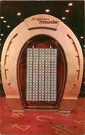 Pays Div -ref P703- Etats Unis D Amerique -united States Of America - Usa -casino -horseshoe Club - Las Vegas - Las Vegas