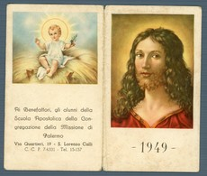 °°° Calendario 1949 °°° - Religione & Esoterismo
