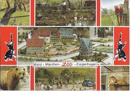 Wz-hoki-302   - Ziegenhagen - Wald Märchen Zoo - Mehrbild (7) - Witzenhausen
