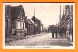 WALINCOURT 59 PRES DE LE CATEAU  ( RUE PIERRE FLINOY  ) - Francia