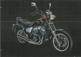HONDA VT500 CUSTOM ( FOTO ONDER GLAS) - Motos