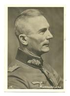 AK Generalfeldmarschall Von Bock - Ross Verlag - Weltkrieg 1939-45