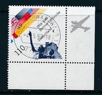 GERMANY Mi. Nr. 2048 50. Jahrestag Der Beendigung Der Blockade Berlins - Eckrand Unten Rechts - Used - [7] République Fédérale