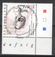 BRD 1962 Eckrand Rechts Unten O Sonderstempel Bonn - BRD