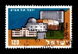 ISRAEL, 1959, Used Stamp(s ) Without Tab, 50 Years Tel Aviv, SG Number 160, Scannumber 17331 - Israel