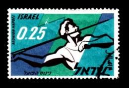 ISRAEL, 1961, Used Stamp(s ) Without Tab, Hapoel Sports, SG Number 214, Scannumber 17344 - Israel