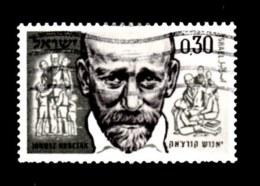 ISRAEL, 1962, Used Stamp(s ) Without Tab, J. Korzak, SG Number 243, Scannumber 17355 - Israel