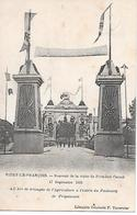 VITRY-LE-FRANCOIS - ( 51 ) - Visite Du President Carnot Sept 1891 - Vitry-le-François