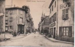 REGNY   RUE NATIONALE DOS VZRT - France