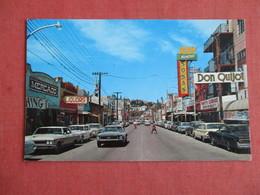 Classic Autos   Obregon Avenue  Nogales Sonora  Mexico  Ref 3146 - Mexique