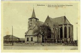Hakendover. Kerk Van De Godelijken Zaligmaker. - Tienen