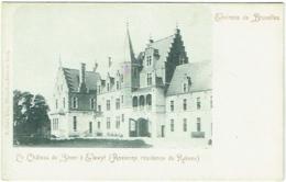 Elewijt. Le Château De Steen (ancienne Résidence Rubens). Environs De Bruxelles. - Zemst