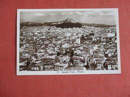 RPPC General View Athens  Greece  Ref 3146 - Greece
