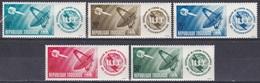 Togo 1965 Organisationen UNO ONU UIT ITU Fernmeldeunion Satelliten Satellites Empfangsstation, Mi. 457-1 ** - Togo (1960-...)