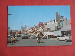 Nuevo Laredo Guerrero Avenue Classic Autos  Mexico    Ref 3146 - Mexico