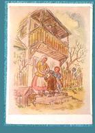 Pâques Enfants Chien Teckel Vacances - Cani